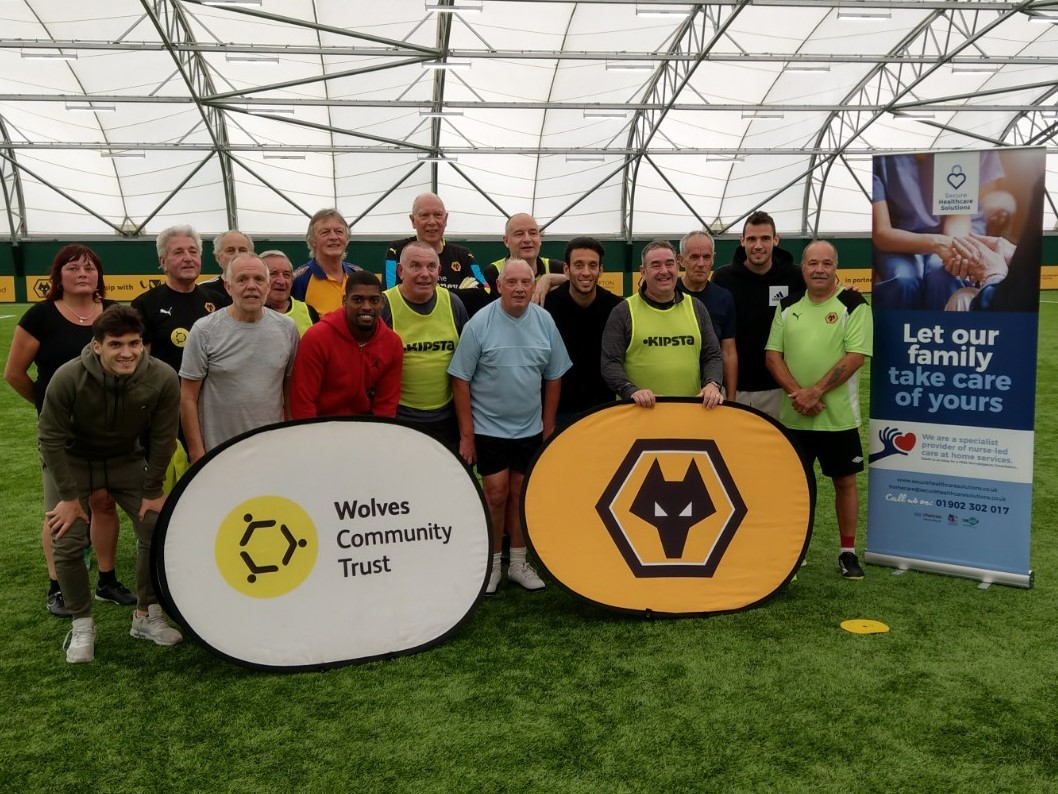 Wolves Community Trust Secure Healthcare Solutions