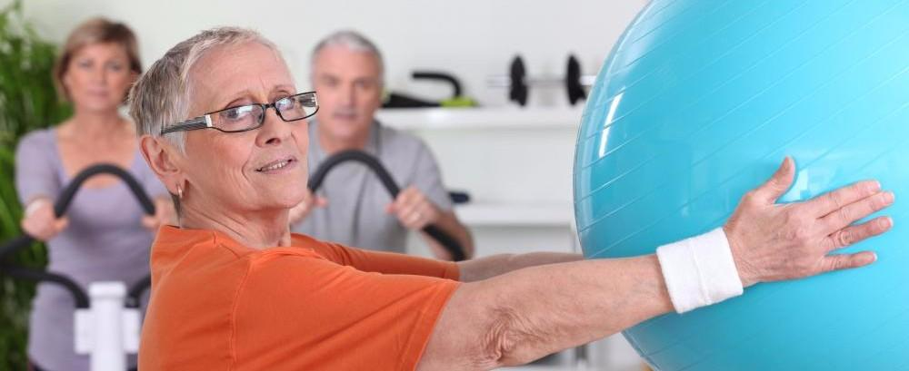 Doing moderate exercise several times a week is the best way to keep the mind sharp if you're over 50, research suggests.