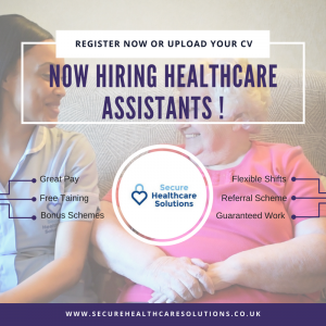 Hiring Healthcare Assistants
