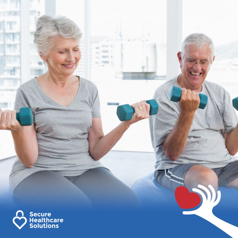 The benefits of exercise for the elderly