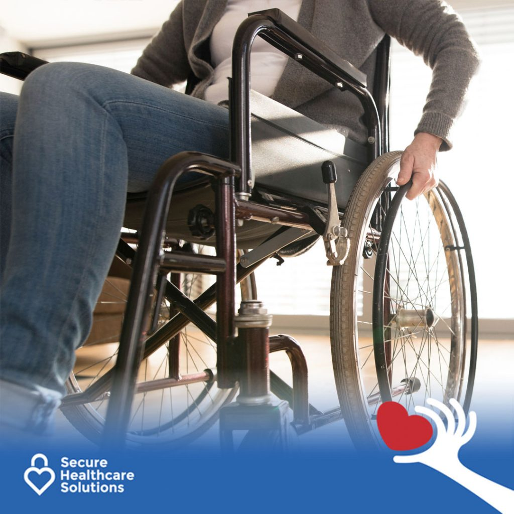 The basics on how to treat a wheelchair user