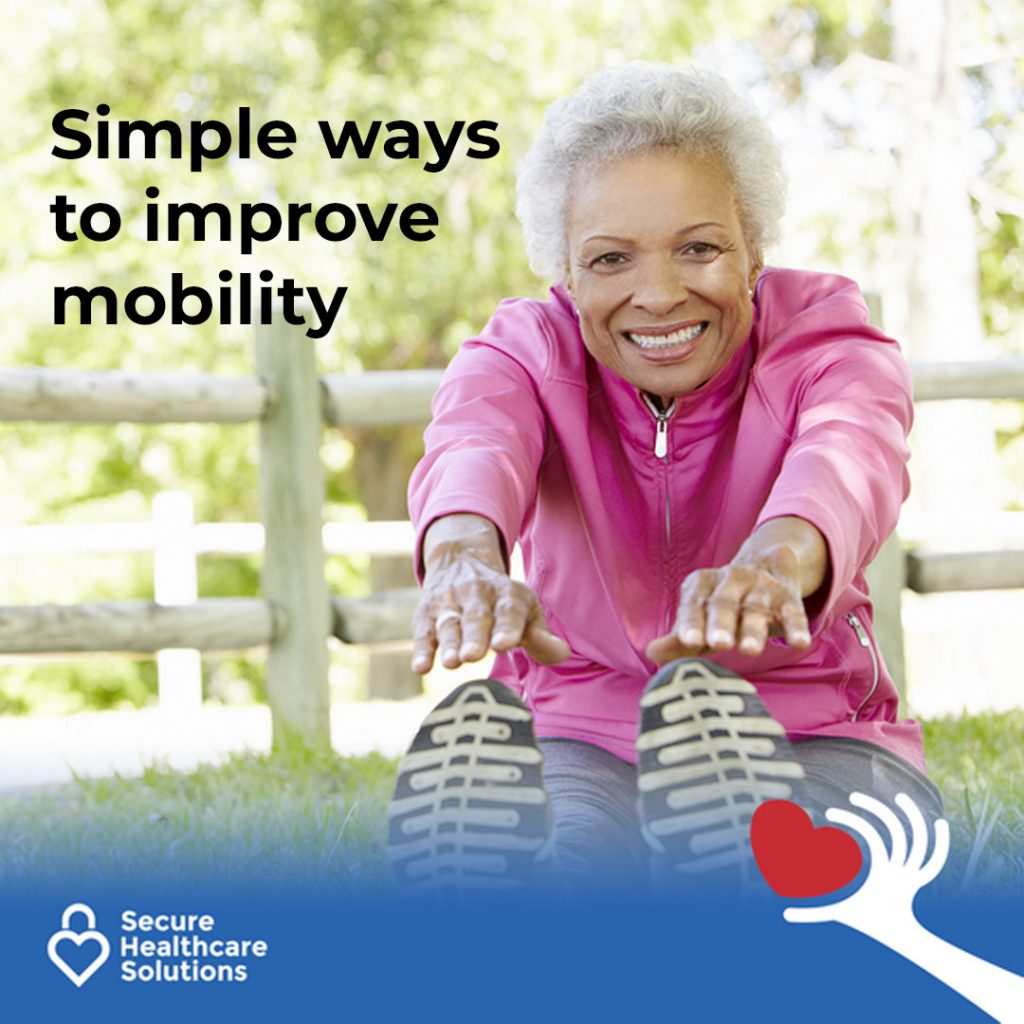 Simple ways to improve mobility