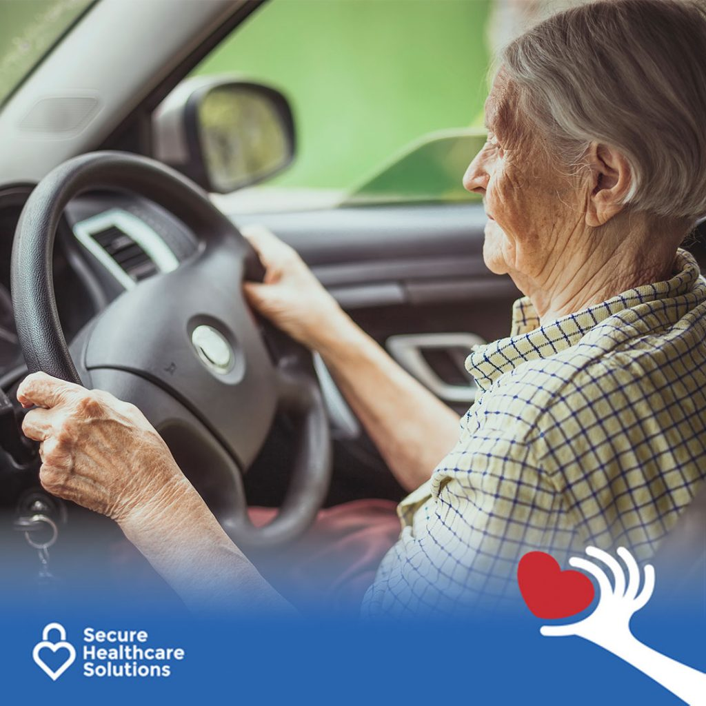 When should you stop your elderly parent from driving?