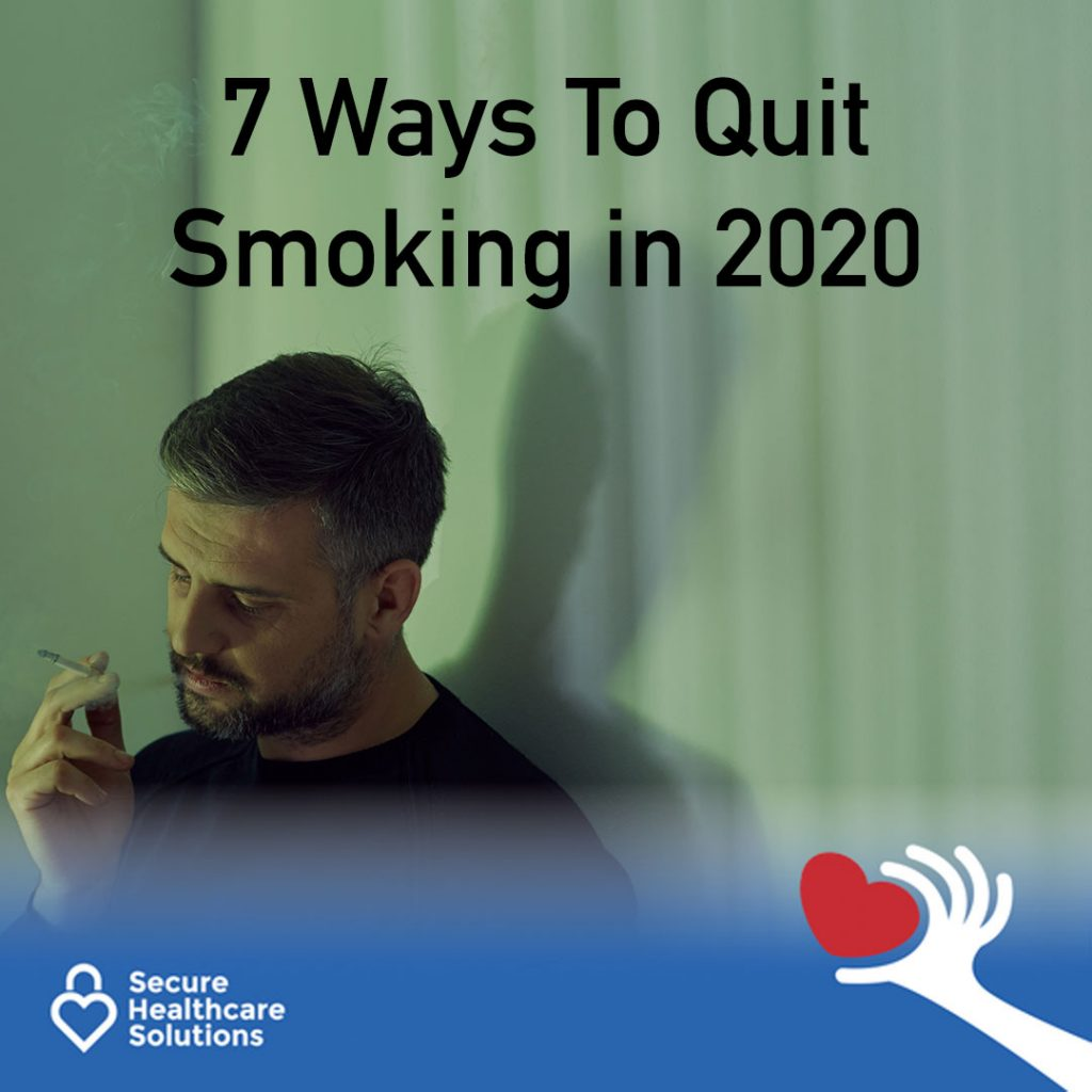 7 tips to quit smoking in 2020