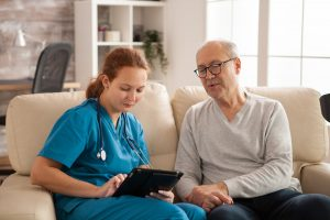 Five Questions to ask your home carer before they start