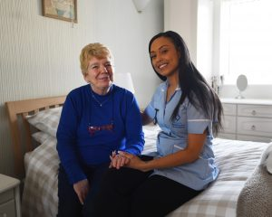 A domiciliary care worker role could be just for you.